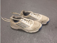 Adidas golf shoes, size 6