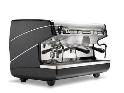 Nuova Simonelli Appia Ii Semi Automatic 2 Group Commercial Espresso Machine