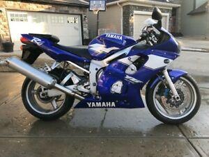 1999 Yamaha R6 YZK