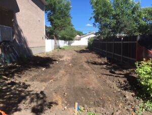 Serviced 25x125 LOT FOR SALE in regina, great area- $75,000