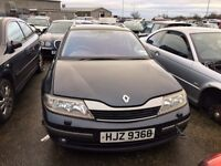 2003 Renault laguna, 1.9 diesel, for parts only, all parts available