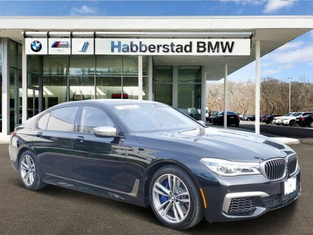 Image 1 Voiture Européenne d'occasion BMW 7-Series 2019