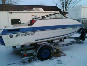 18.5ft Cuddy Cabin Boat $2995 O.B.O