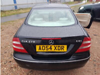 Quick sale !!! Mercedes Benz CLK 270 CDI !!!