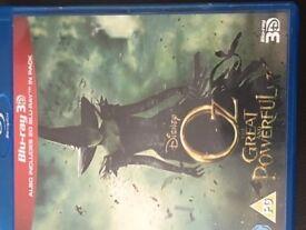 PG -Blu-ray 3d DVD