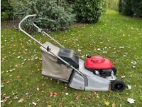 Honda 425C push mower with roller
