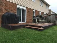 composite decks   40 years exp