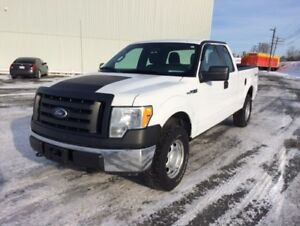 Ford F-150 2010,4X4,automatique,A/C.
