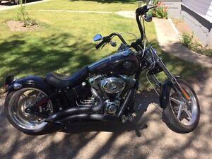 Harley Davidson Softail Rocker C.