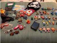 Huge bundle of boys toys/character figures,books etc