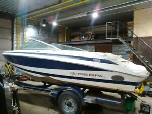 This Wknd Only, 2004 20ft Bowrider Only $13,500, O.B.O
