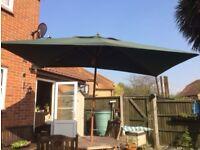 Large parasol for sale