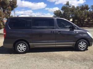 2008 Hyundai iMAX Wagon Broken Hill Central Broken Hill Area Preview