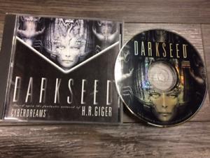 Darkseed H.R GIGER alien jeux pc vintage