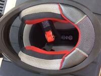 Motorbike Helmet XXS (matte black)