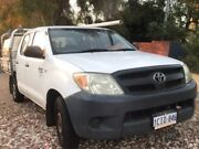 Toyota Hilux workmate Perth Perth City Area Preview