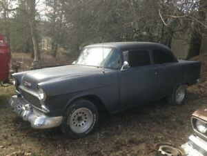 1955 Chevy  Hot Rod project