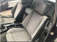Bmw E30 325i sport full interior (leather/cloth)