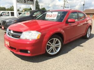 2013 Dodge Avenger SXT  *SUNROOF *HEATED SEATS *BLUETOOTH.....