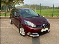 2015 Renault Scenic LIMITED ENERGY DCI S/S MPV Diesel Manual