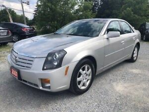 2007 Cadillac CTS LEATHER SUNROOF LOW LMS