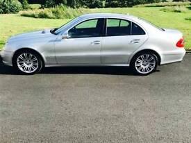 Mercedes 320 cdi e class .automatic 56