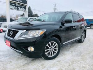 2014 Nissan Pathfinder SL 4X4 *LEATHER *NAVI *TOWING PACKAGE