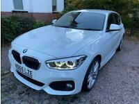 2015 BMW 1 Series 116d M Sport 5dr Step Auto HATCHBACK Diesel Automatic