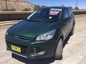 2016 Ford Kuga Wagon Broken Hill Central Broken Hill Area Preview