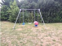TP Toy swing set free to anyone who collects