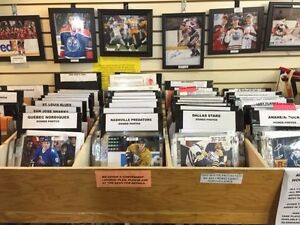 BUYING VINTAGE SPORTS COLLECTIONS - FAIR PRICES