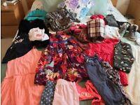 Massive bundle of girls clothes age 9-10