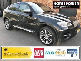 2012 BMW X6 3.0 M50d Auto 5dr Diesel black Automatic