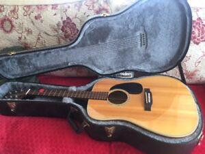 Guitare acoustique de marque Takamine série G330
