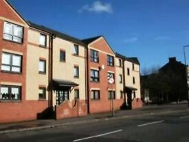 2 Bedroom unfurnished flat to rent on James Street, Bridgton, Glasgow East