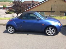 2004 Ford StreetKa Convertible 1.6