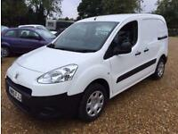 2015 Peugeot Partner 850 1.6 HDi 92 Professional Van 4 door Panel Van