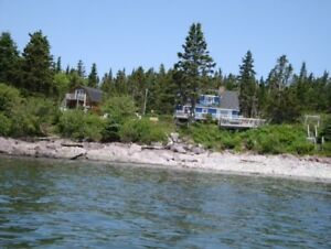 Waterfront Home on Bay of Fundy