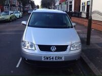 Volkswagen Touran !!!!SOLD!!!!