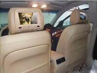 Automobile headrest DVD player 7 - inch high-definition digital 16:9 LCD, NEW!