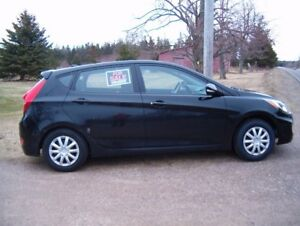 For Sale -  2012 Hyundai Accent Hatchback