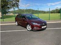 2017 Vauxhall Astra SRI Estate Petrol Manual