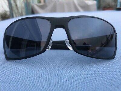 Oakley Herren Sonnenbrille, Modell Spike, schwarz, gebraucht Top Zustand
