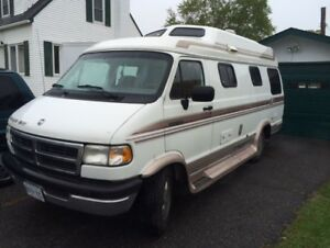 1994 Pleasure way camper