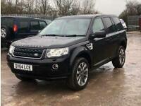 2014 Land Rover Freelander 2 2.2 SD4 Metropolis 4X4 5dr SUV Diesel Automatic