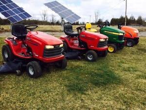 FAST $$ CASH $$  for your broken/unwanted Craftsman , Husqvarna , Cub Cadet,  John Deere Lawn Tractor / Zero Turn!