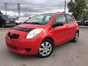toyota yaris manuel air climatise 146000km tres propre