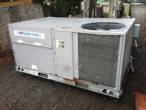 Carrier AC unit model 50HJ004located in richmondprice is $1000