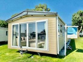 NEW 2 Bedroom Static Caravan with Front Opening Doors DGCH Clacton on Sea Essex