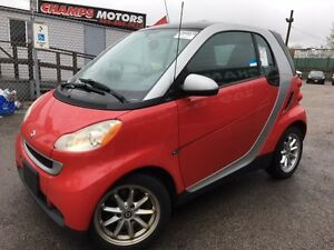 2009 Smart Fortwo Panoramic Roof 72000 Km's CLEAN! $4333.33